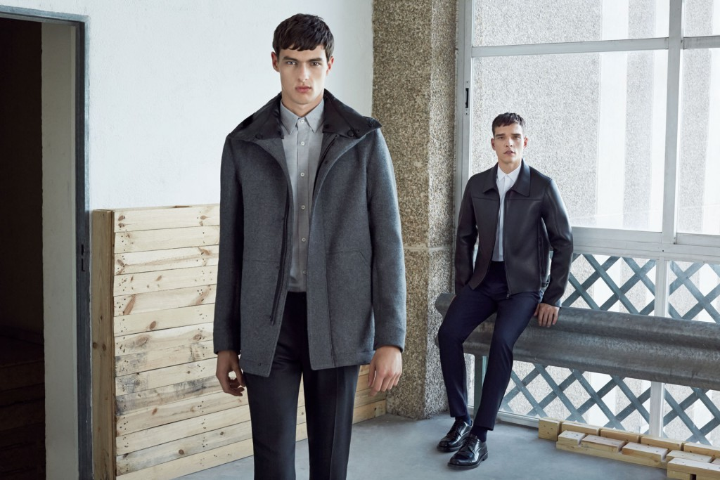 Zara Man Lookbook Autumn 2014