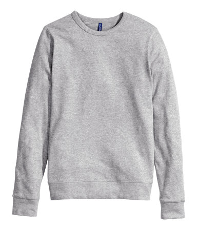 H&M grey sweater