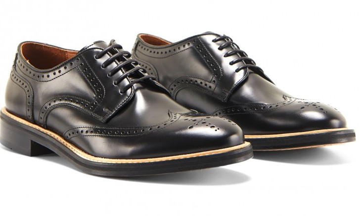 HOPE STHLM owen brogue shoes