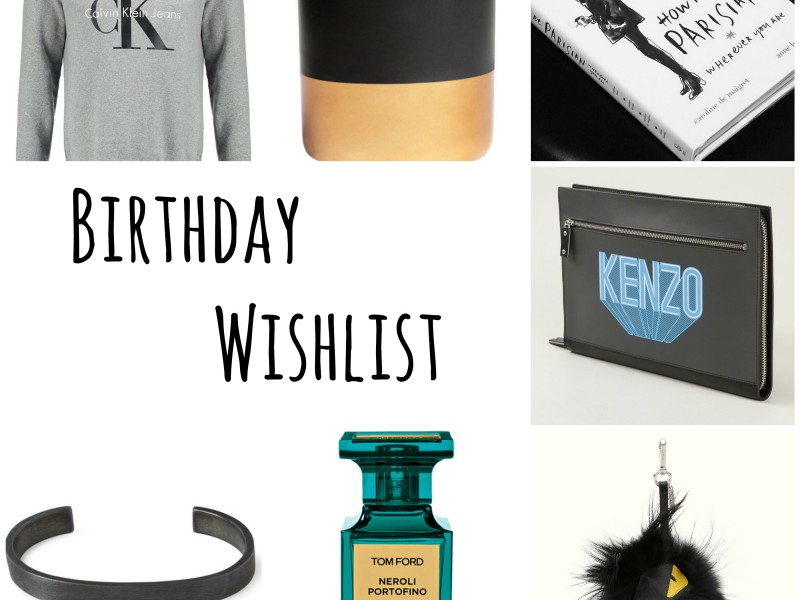 Birthday Wishlist JustKVN