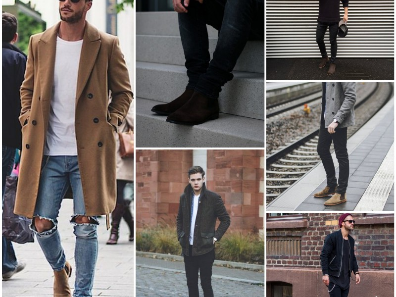 Inspiration Chelsea Boots Men JustKVN menswear blog
