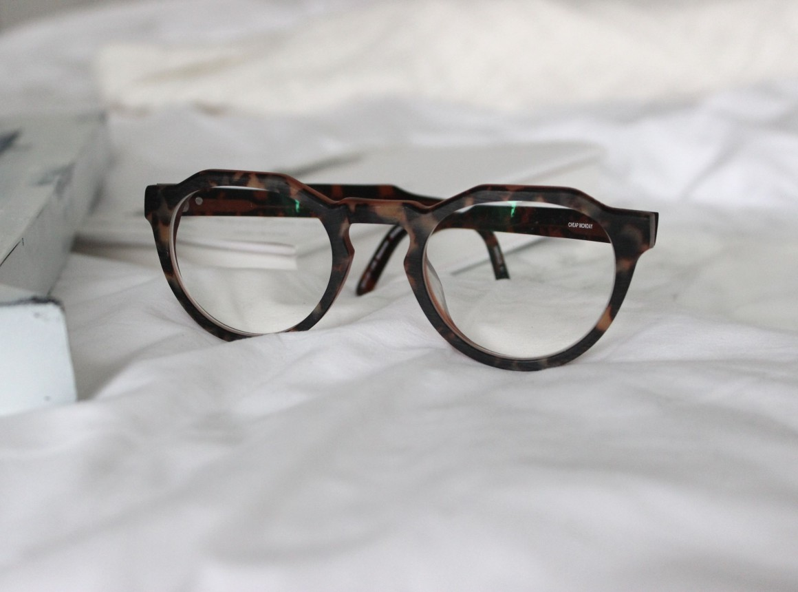 New Cheap Monday Glasses - JustKVN Menswear blog