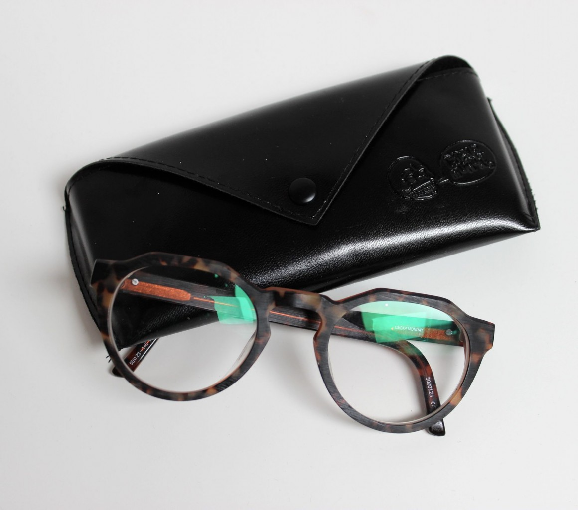 New Cheap Monday Glasses JustKVN Menswear blog