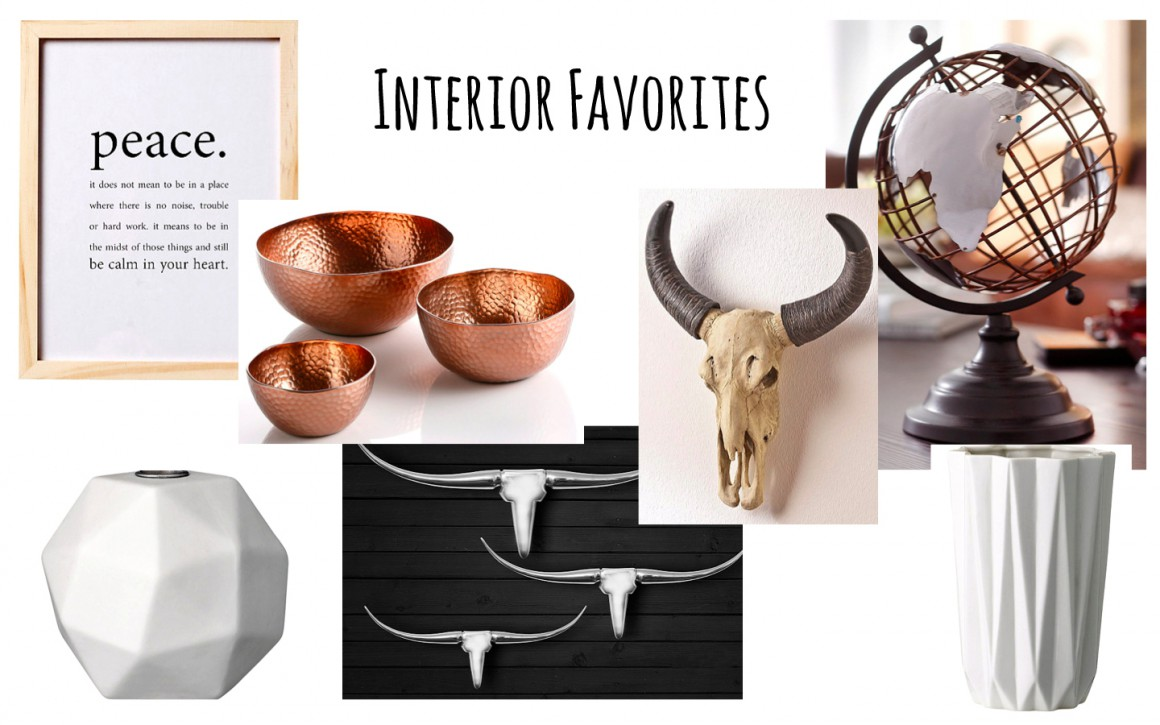 Interior Favorites JustKVN Menswear blog