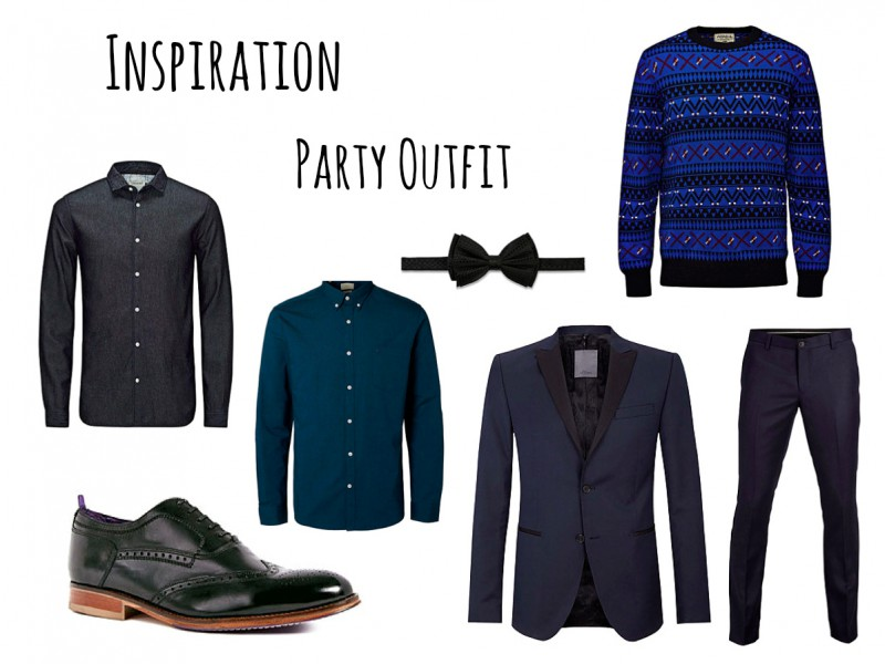 Inspiration Party Outfit JustKVN Menswear blog