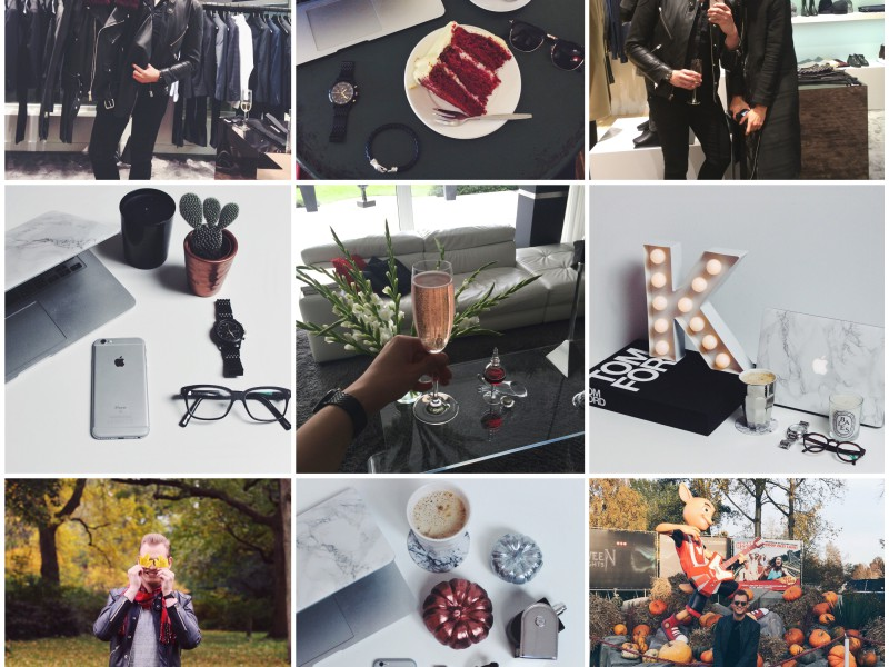 Photo Diary October JustKVN Menswear blog