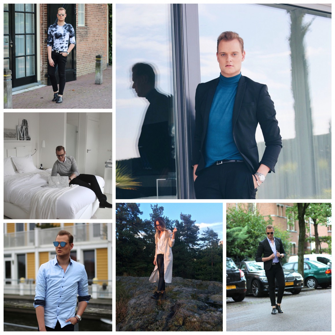 Recap Outfits JustKVN Menswear blog