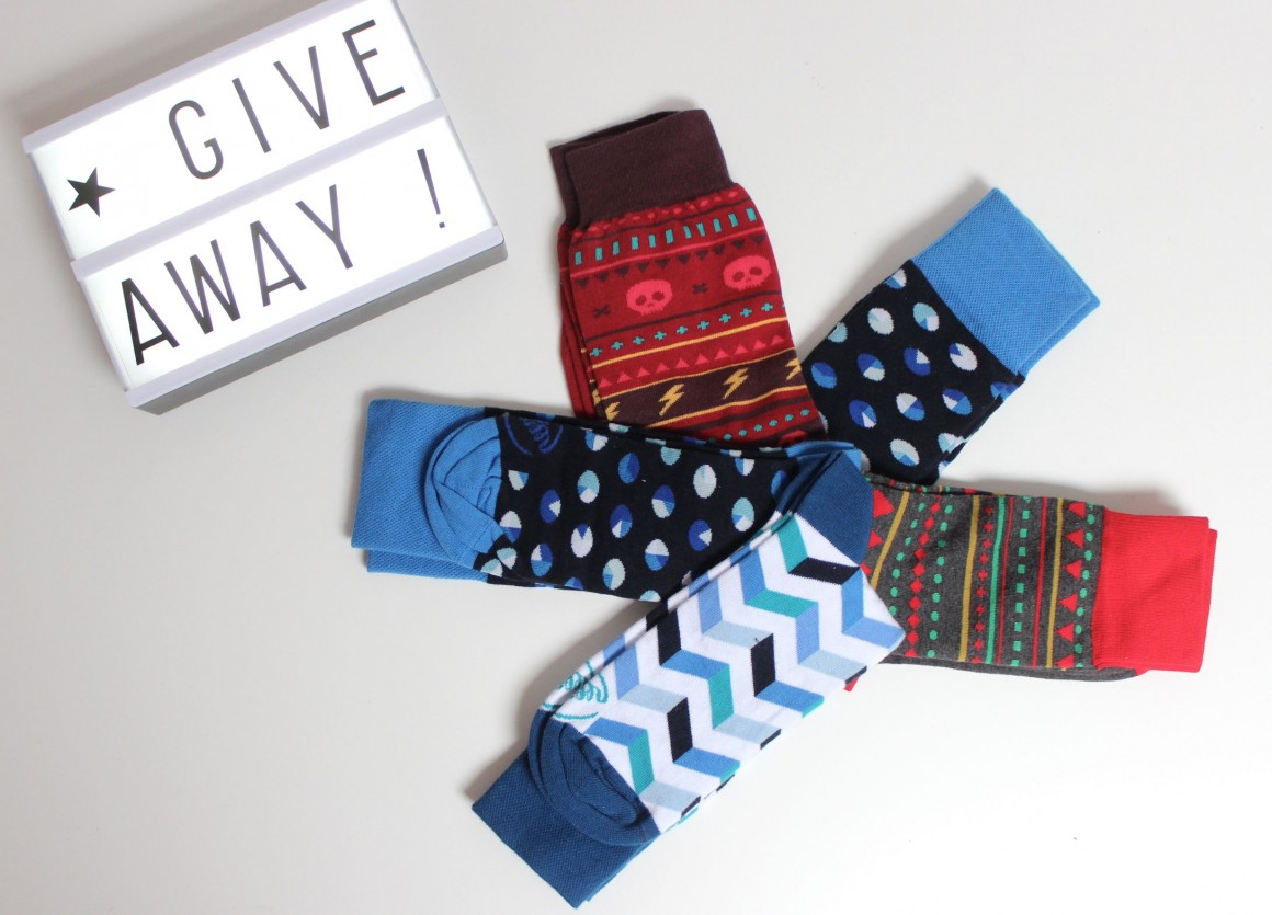 Give Away Pair of Socks Nettesokken.nl JustKVN menswear blog-1