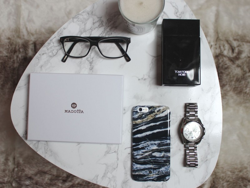 Madotta Marble Iphone Case JustKVN Menswear blog