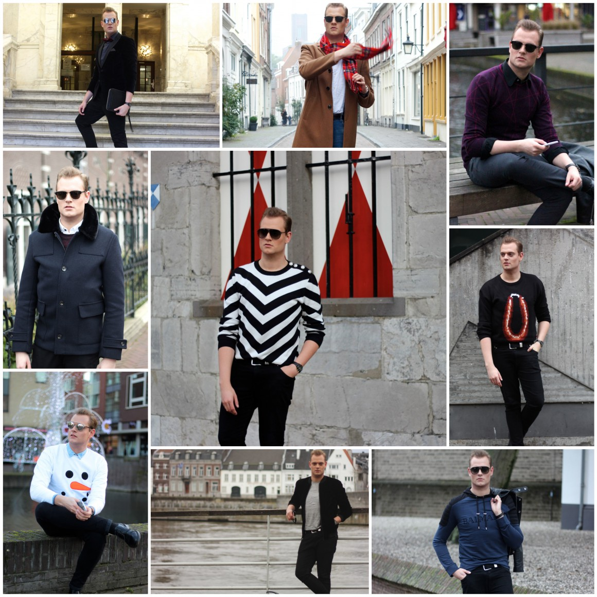 Recap Outfits November and December JustKVN Menswear blog