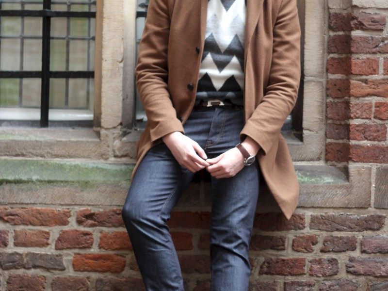 Feeling Brown x Van Haren JustKVN menswear blog