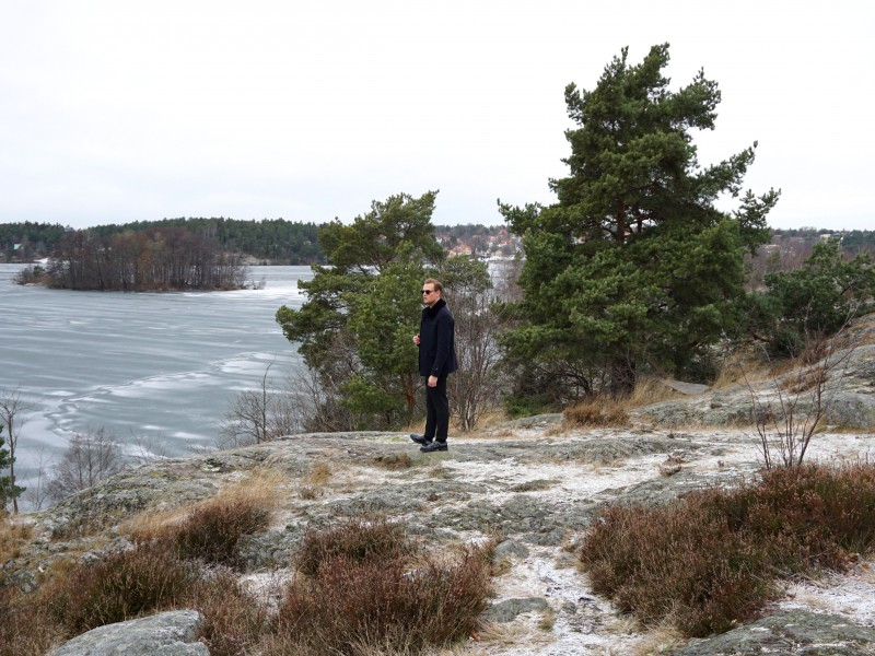 Postcard from Stockholm JustKVN menswear blogger