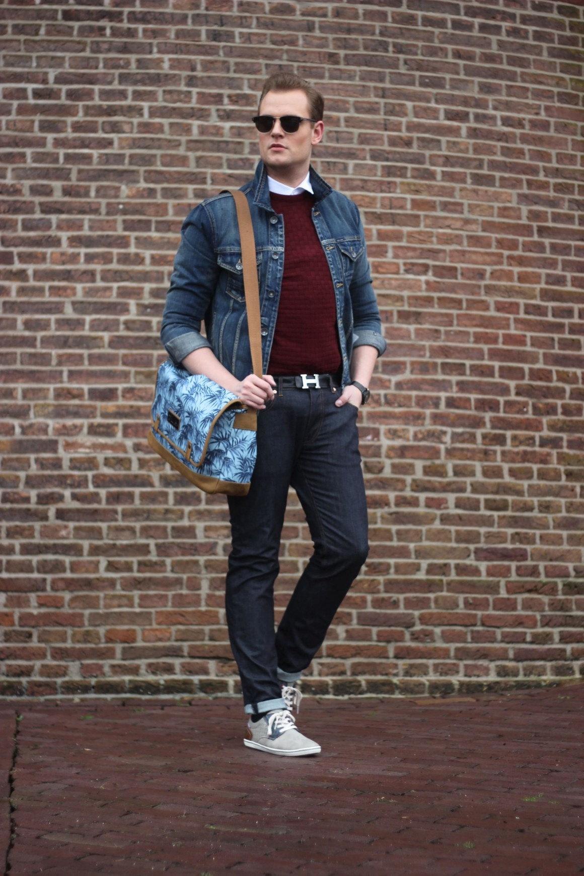 Casual School outfit x Van Haren JustKVN menswear and lifestyle blog