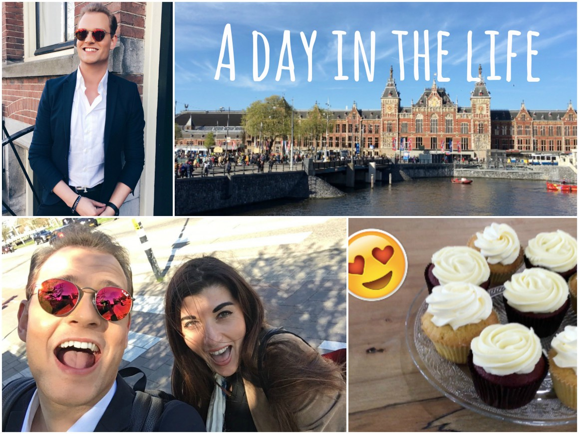 A day in the life of JustKVN