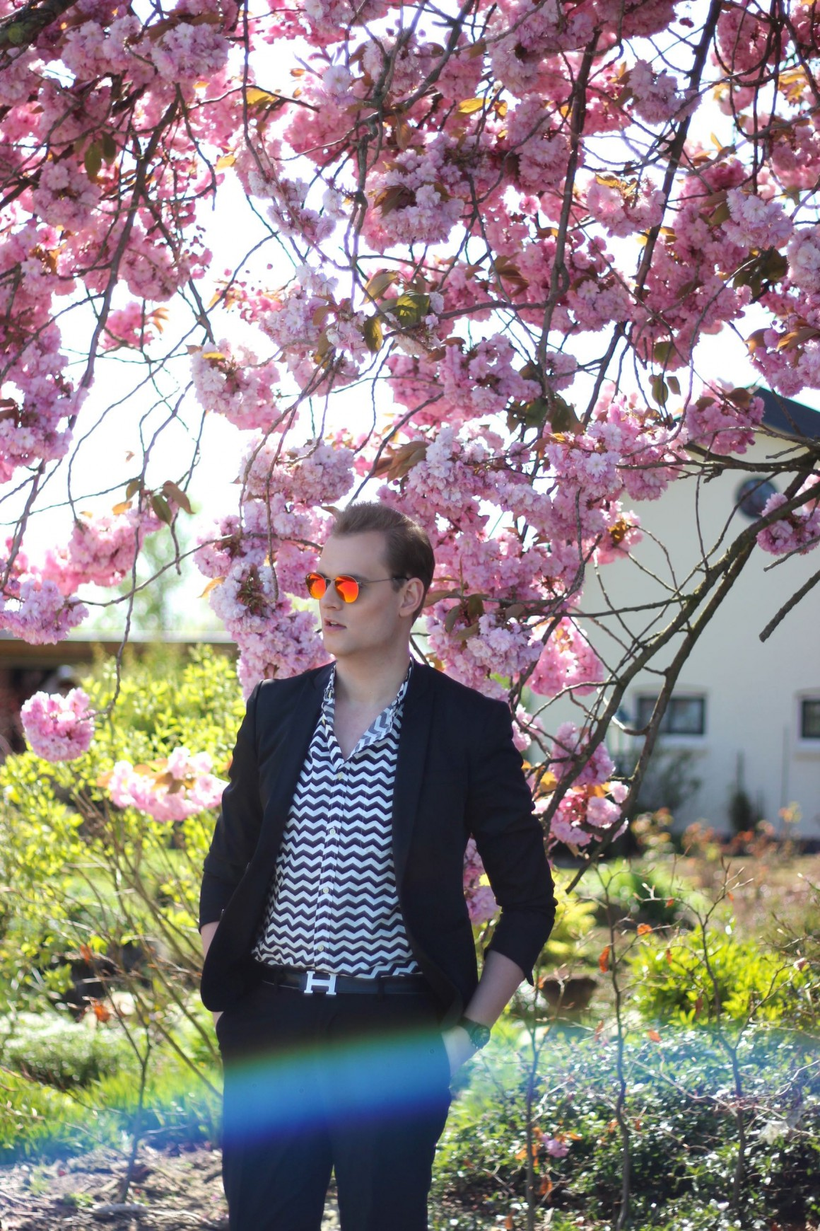 Cherry Blossem JustKVN menswear and lifestyle blog
