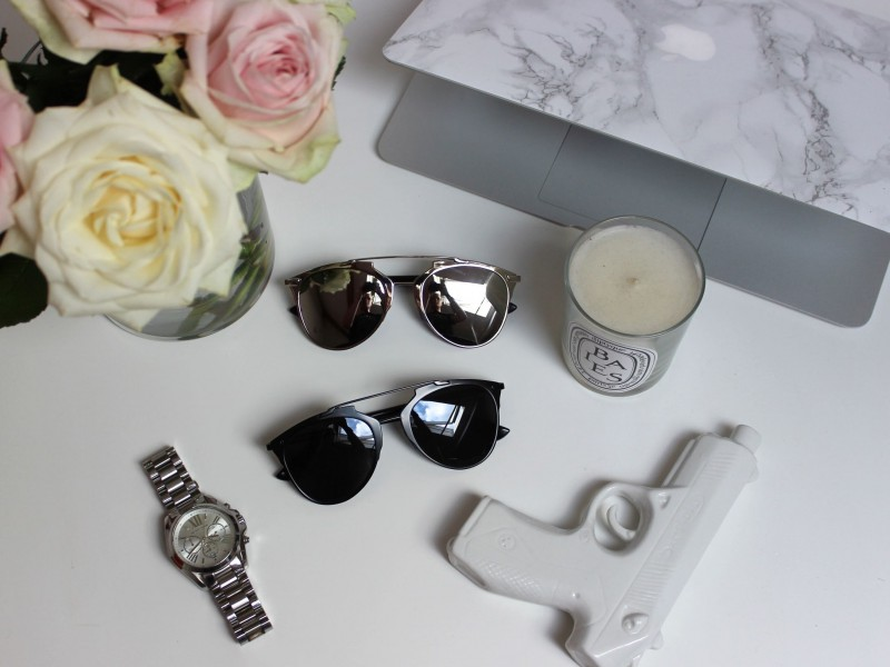 Dior Reflected Sunglasses Look a Like JustKVN menswear and lifestyle blog