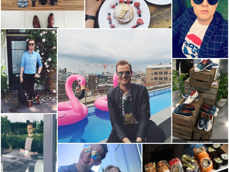 June 2016 photo Diary JustKVN menswear and lifestyle blog