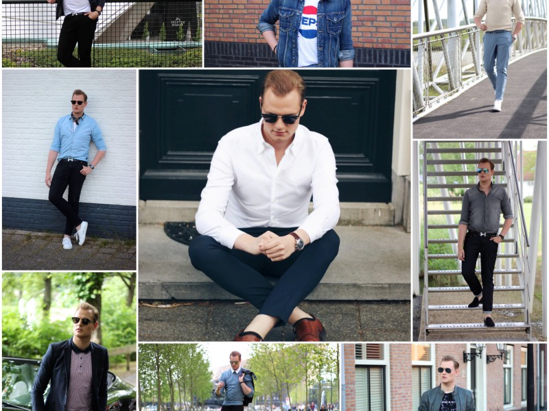 Recap outfits and looks april may june 2016 JustKVN menswear and lifestyle blog