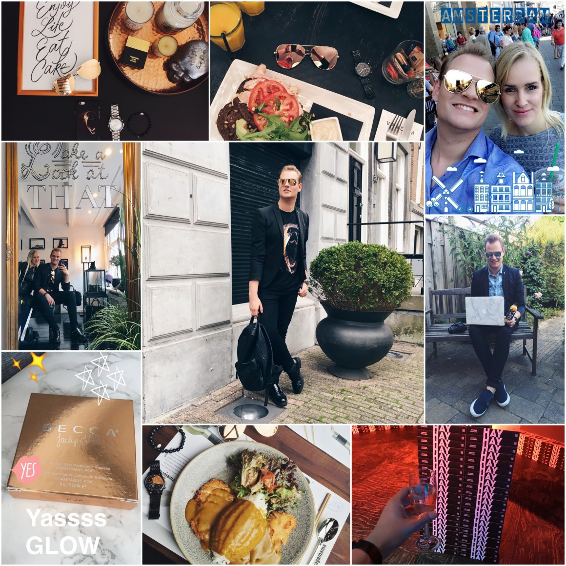 August Photo Diary JustKVN menswear and lifestyle blog
