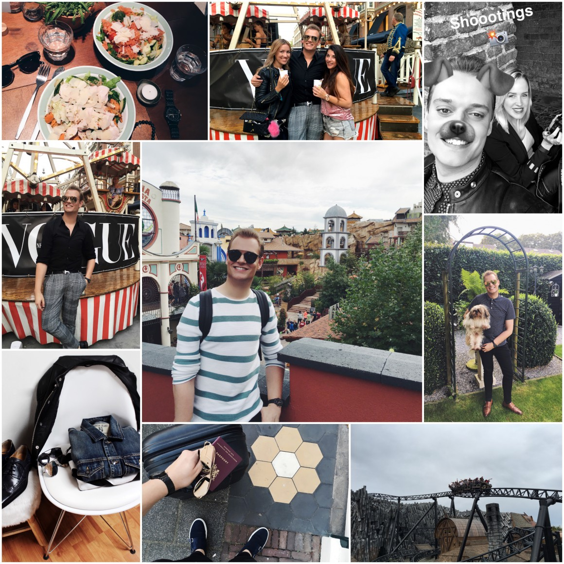 September Photo Diary JustKVN menswear and lifestyle blog