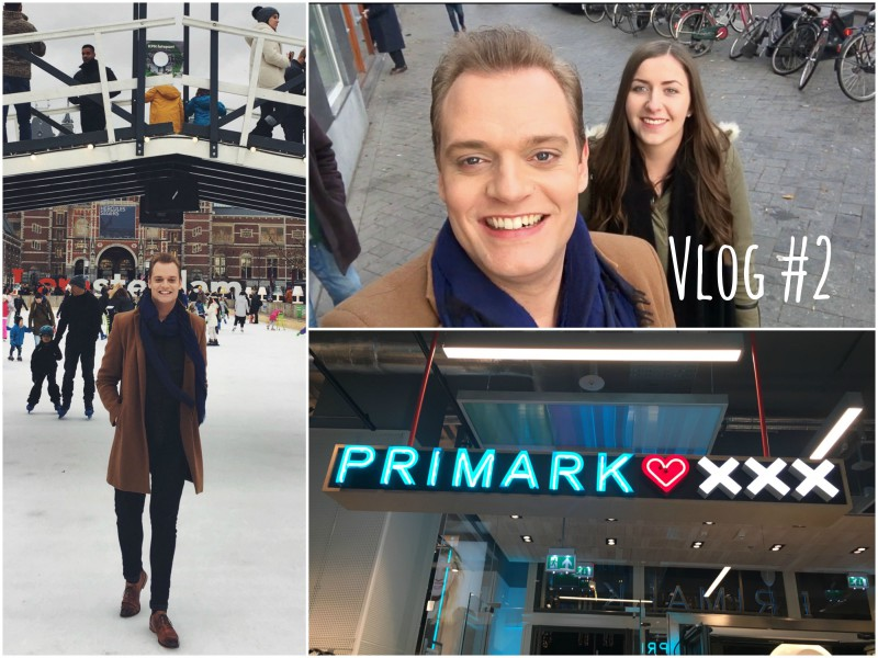 Vlog #2 Opening Primark Amsterdam JustKVN menswear and lifestyle blog