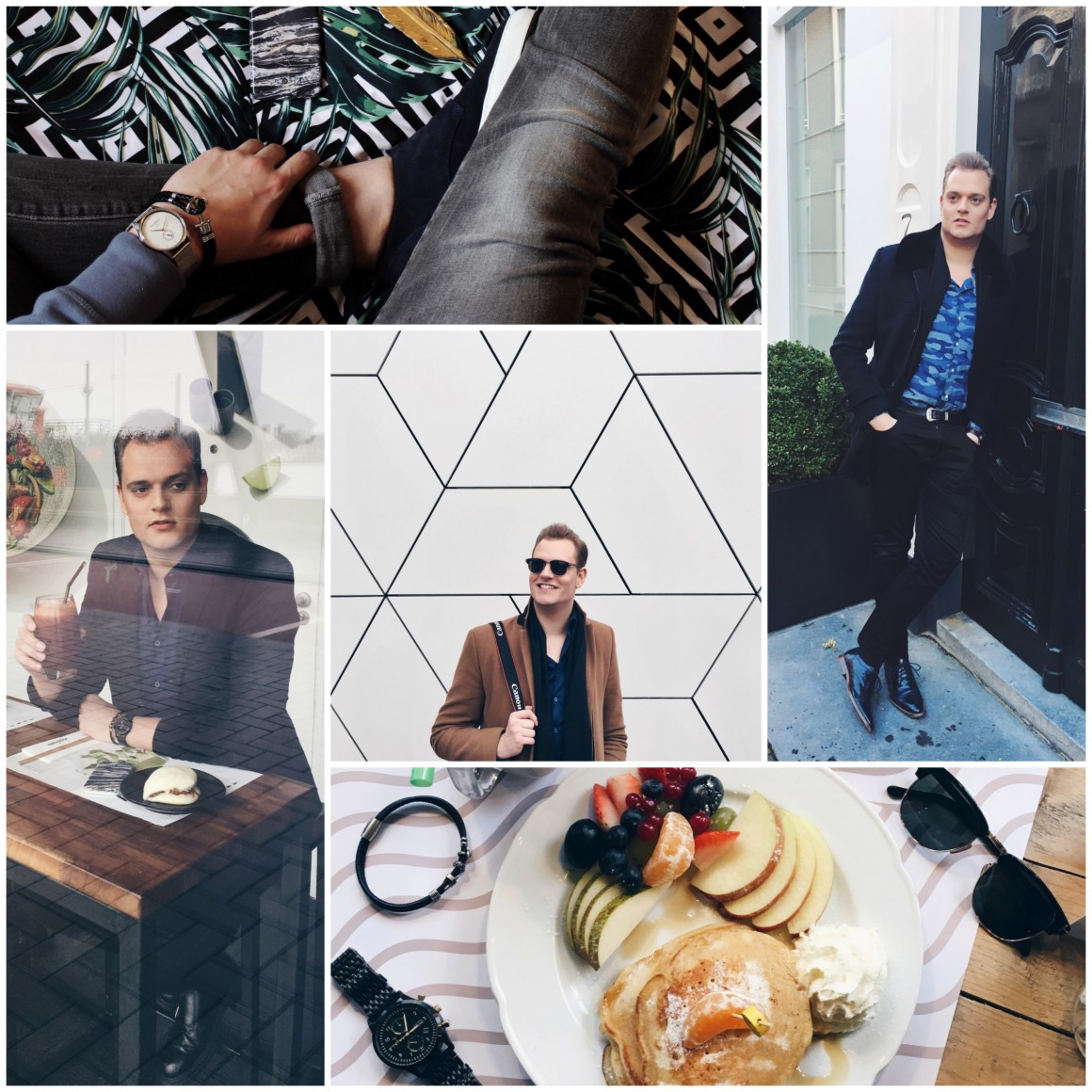 January Diary Post JustKVN menswear and lifestyle blog