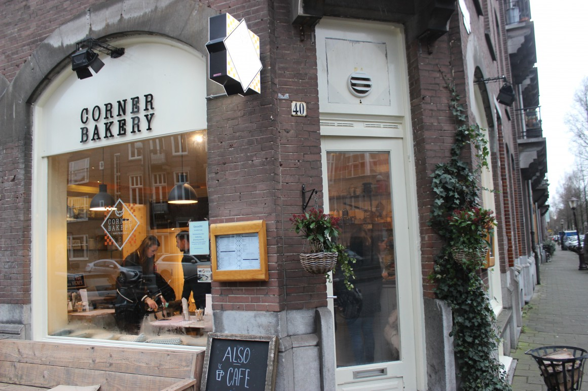 When in Amsterdam - Corner Bakery hotspot JustKVN menswear and lifestyle blog