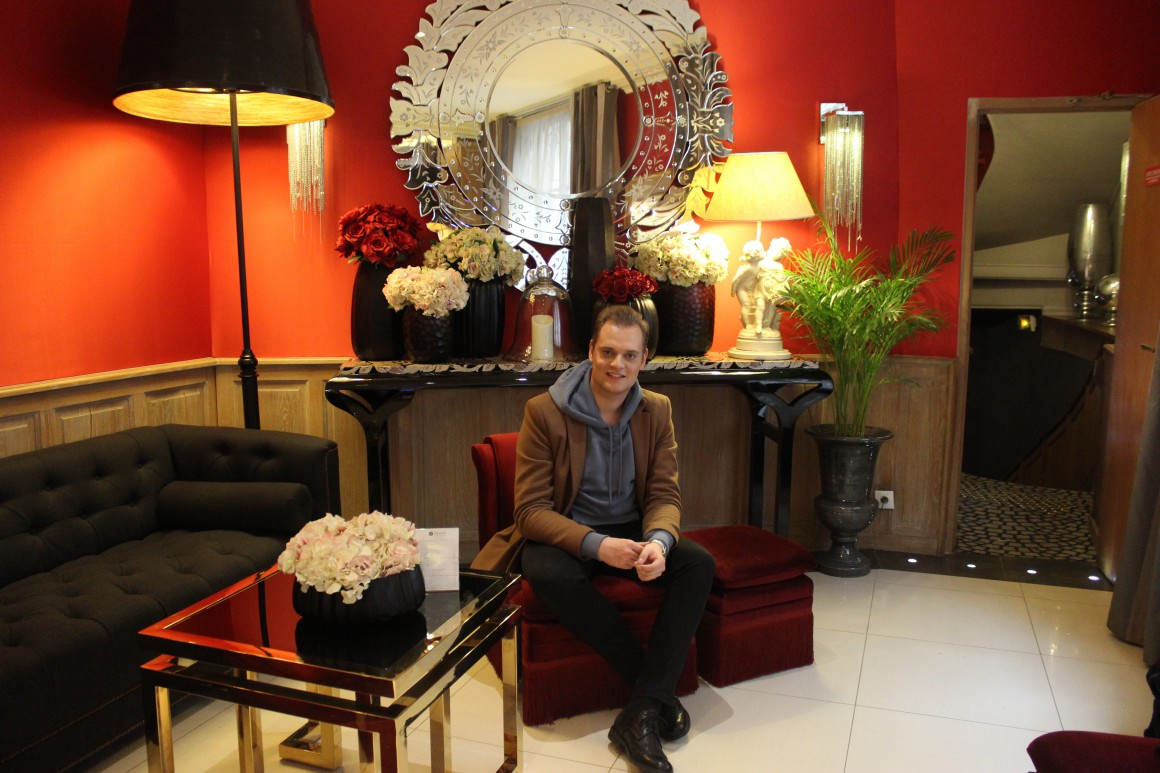 Review Hotel Trianon Rive Gauche Paris JustKVN menswear and lifestyle blog