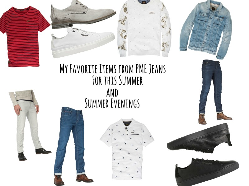My Favorite Items from PME Jeans for this summer and summer evenings - JustKVN menswear and lifestyle blog