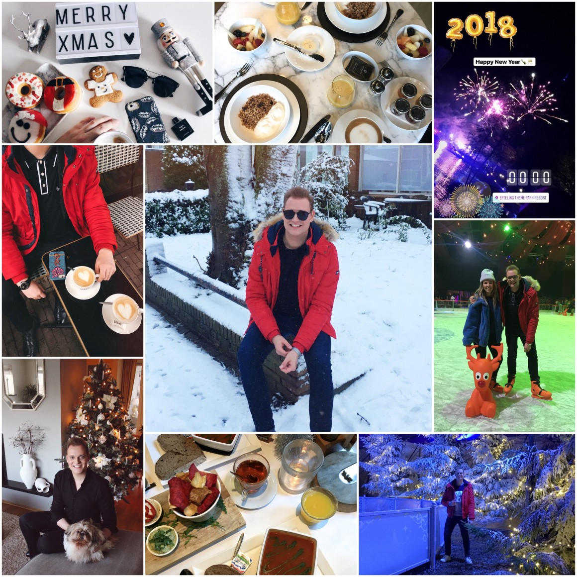 December Photo Diary JustKVN menswear and lifestyle blog