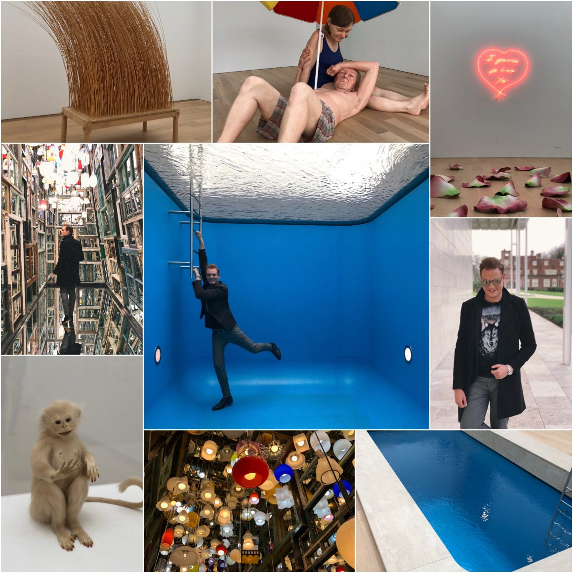 Review Museum Voorlinden Wassenaar JustKVN menswear and lifestyle blog