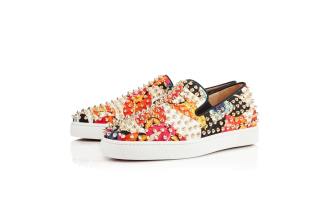 christianlouboutin-rollerboat slip-on