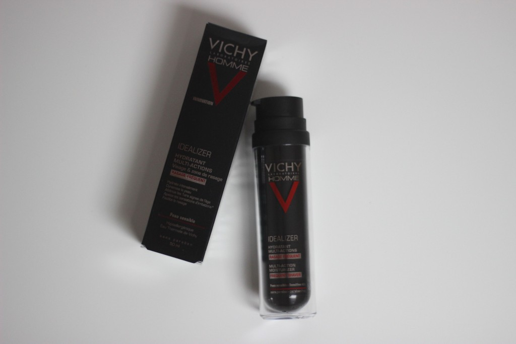 Vichy Homme - Idealizer frequent shaving