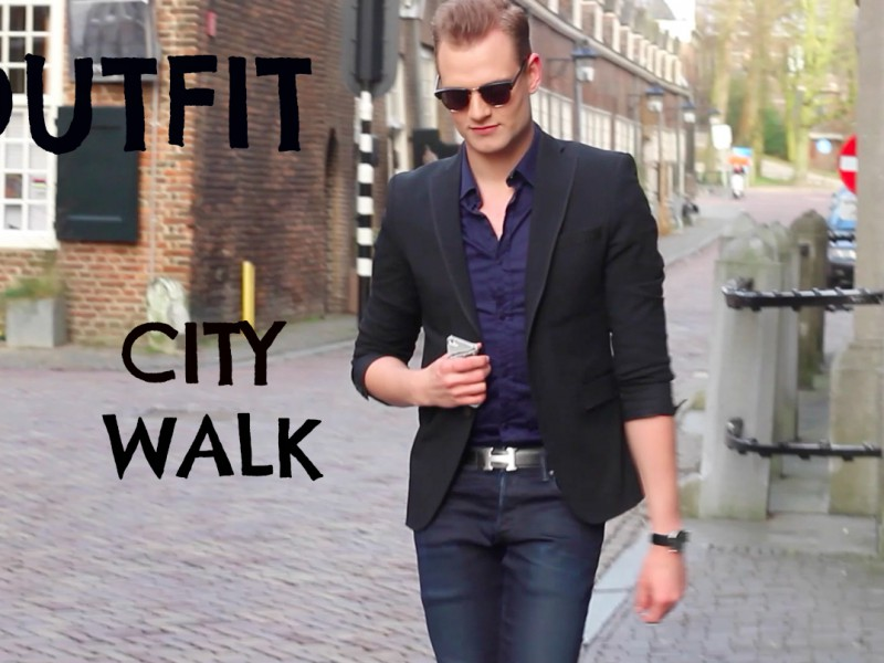 OUTFIT City Walk JustKVN