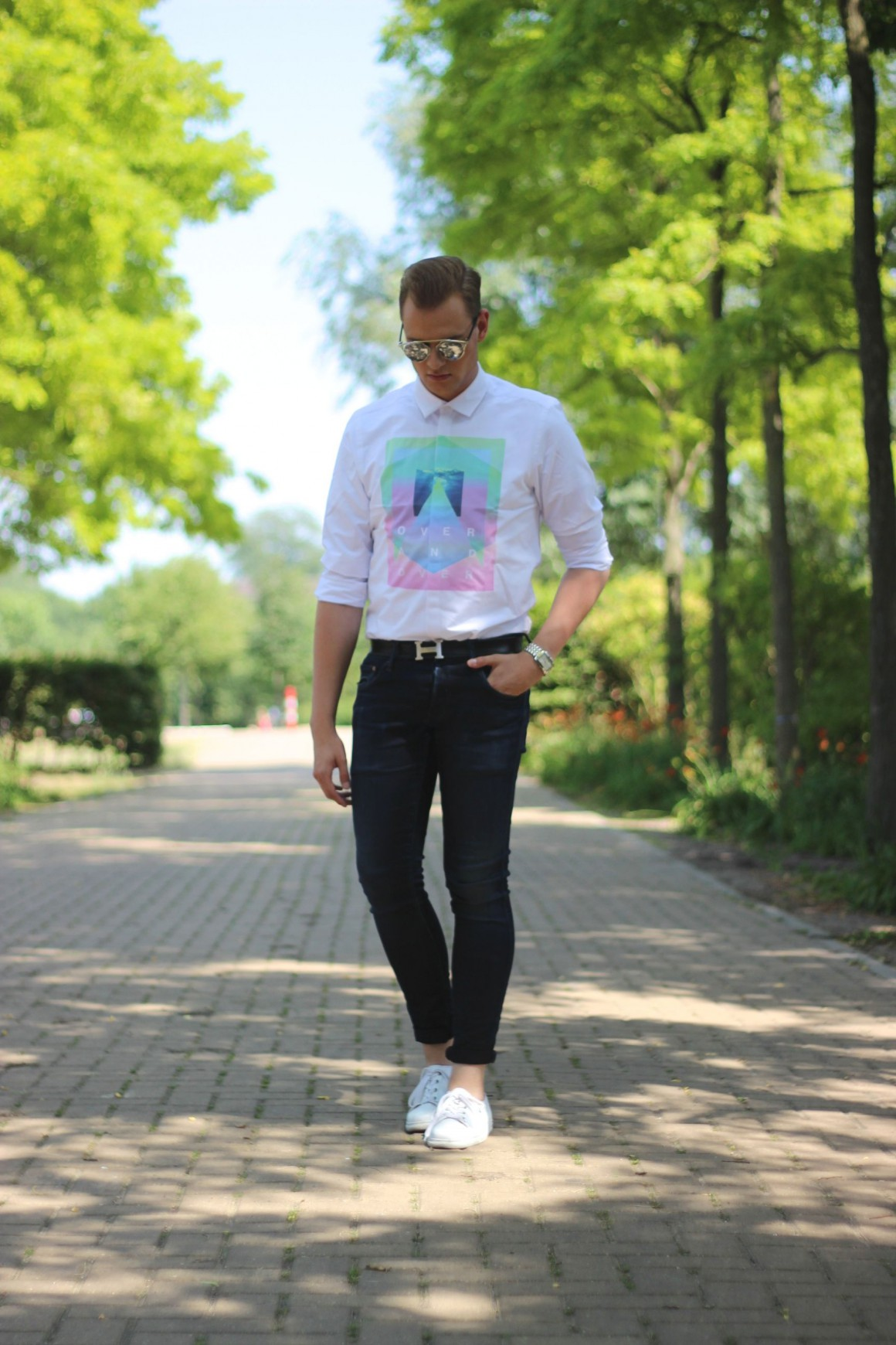 Over and Over JustKVN menswear blog