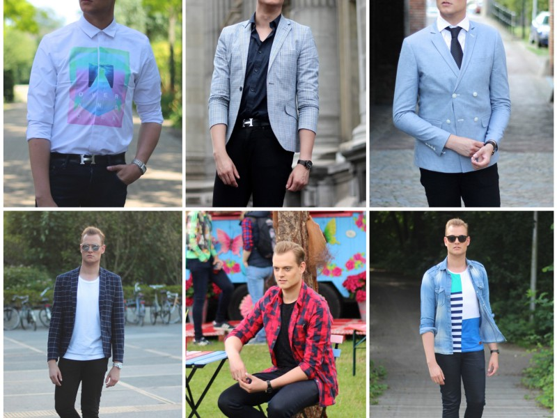 Recap July and August JustKVN Menswear blog