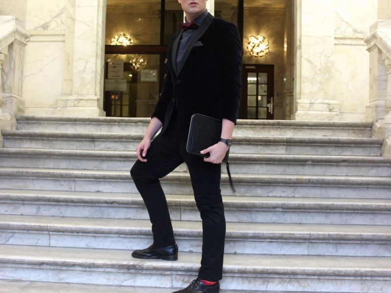 Party Look x The Sting JustKVN menswear blog
