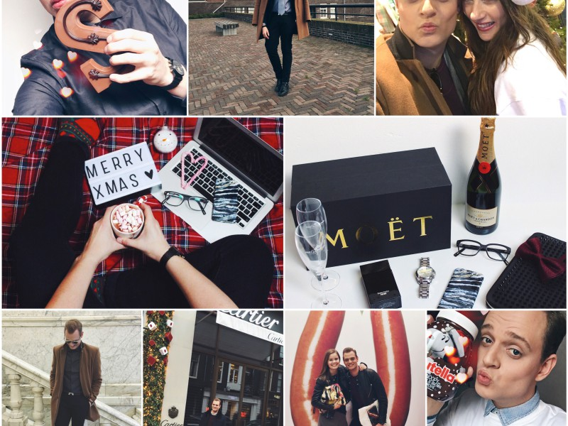 Photo Diary December JustKVN Menswear blog