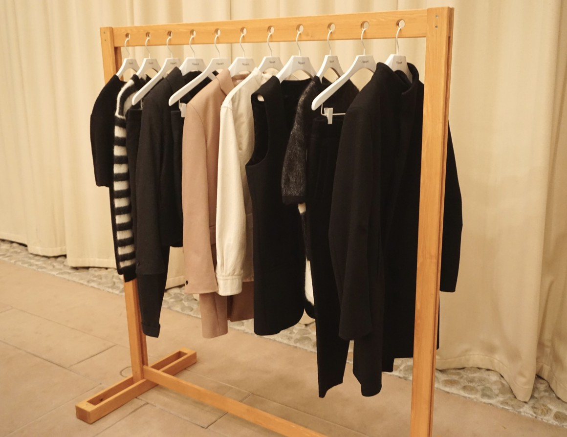 Filippa K Exhibition Stockholm Fall Winter collection 2016 JustKVN menswear blog