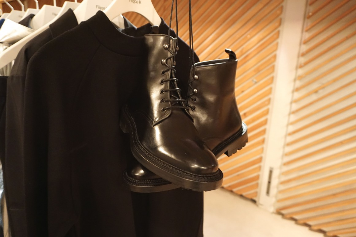 Filippa K Exhibition Stockholm Fall Winter collection 2016 JustKVN menswear blog-7