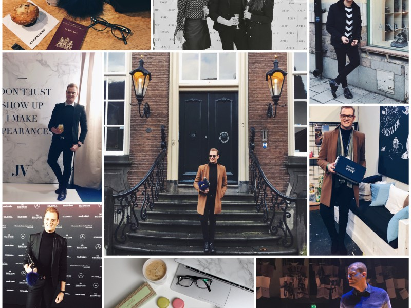 January JustKVN menswear blog