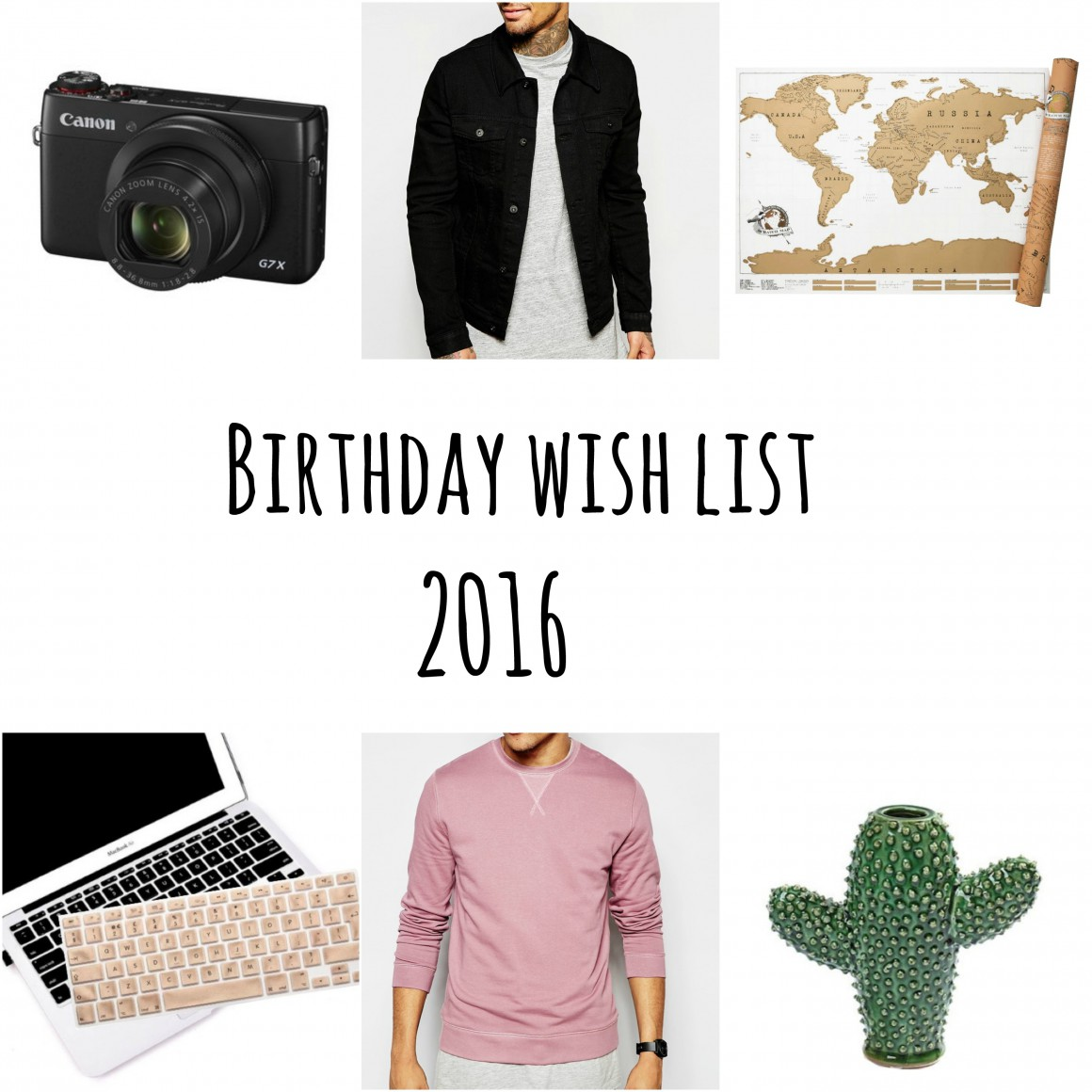 Birthday wishlist 2016 justkvn menswear and lifestyle blog