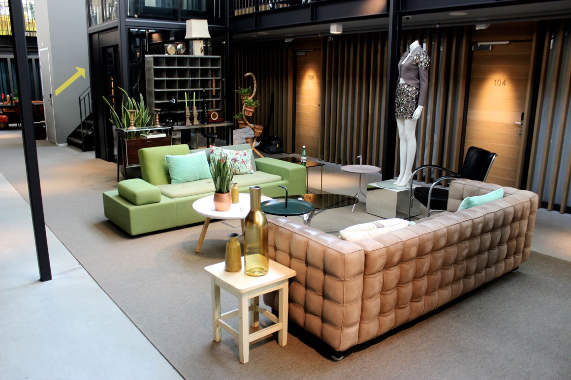 Remise47 hotspot. When in Amsterdam JustKVN menswear and lifestyle blog