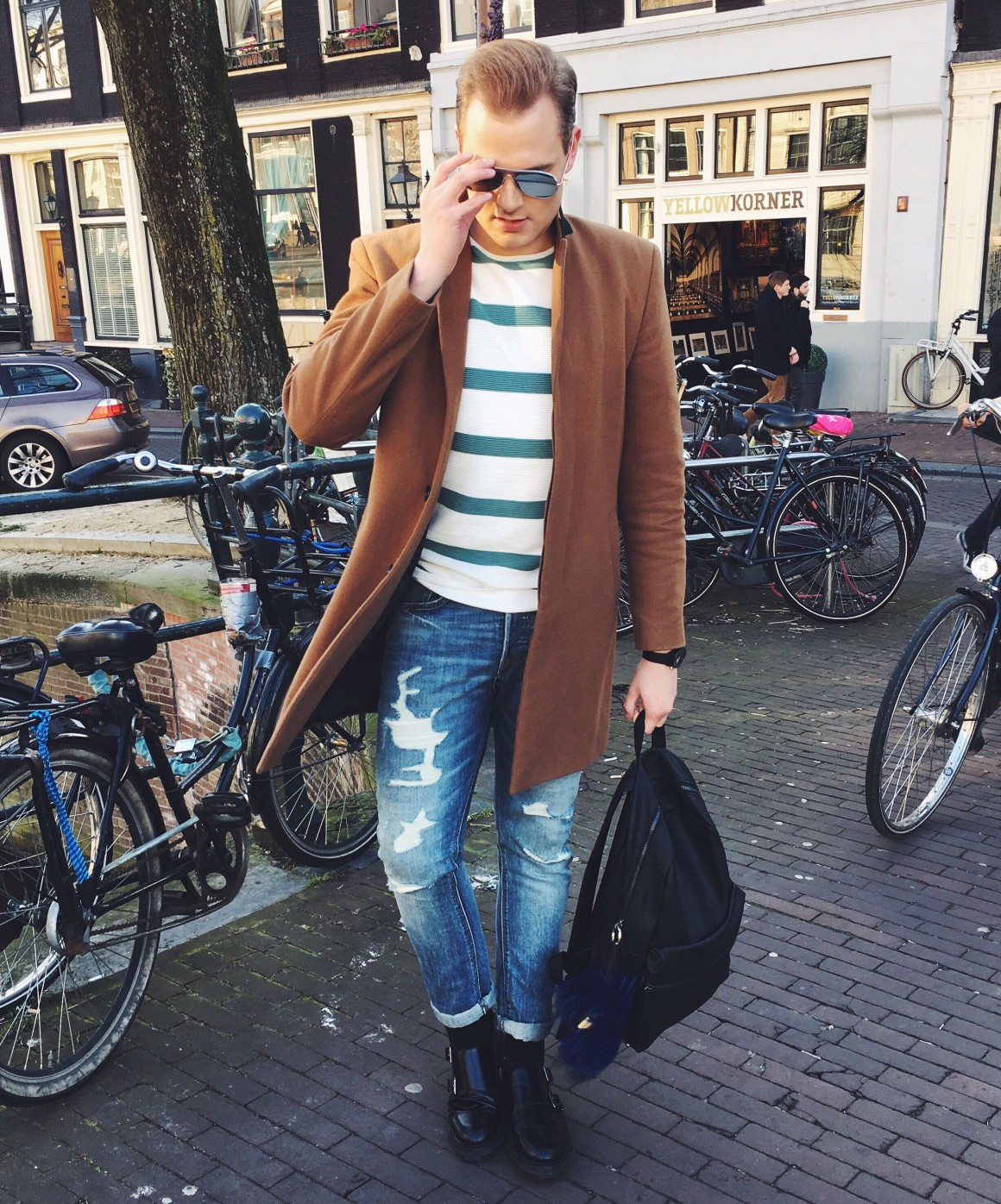 March JustKVN menswear and lifestyle blog