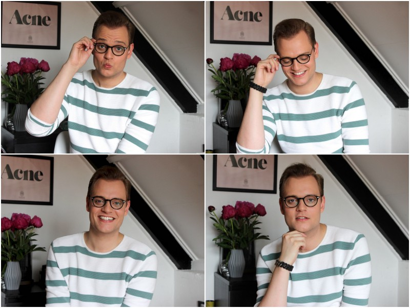 Bril Drager van Het Jaar Give away Specsavers JustKVN menswear and lifestyle blog
