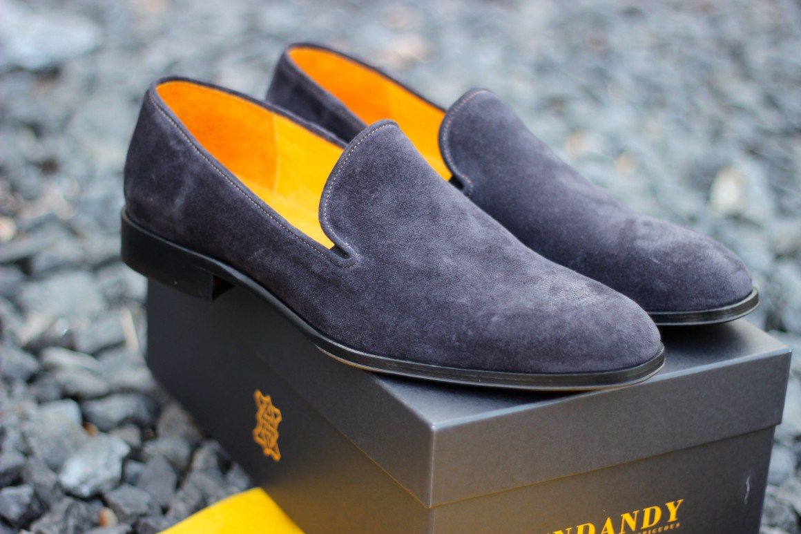 Undandy customized loafers JustKVN menswear and lifestyle blog