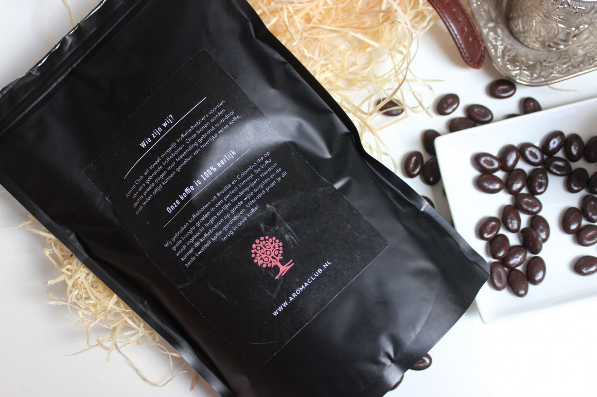 Coffee from Aroma Club JustKVN menswear and lifestyle blog