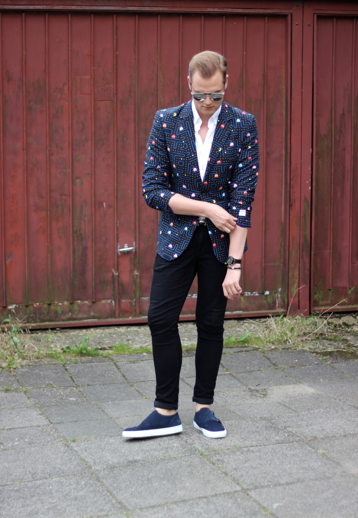 Pacman opposuits JustKVN menswear and lifestyle blog