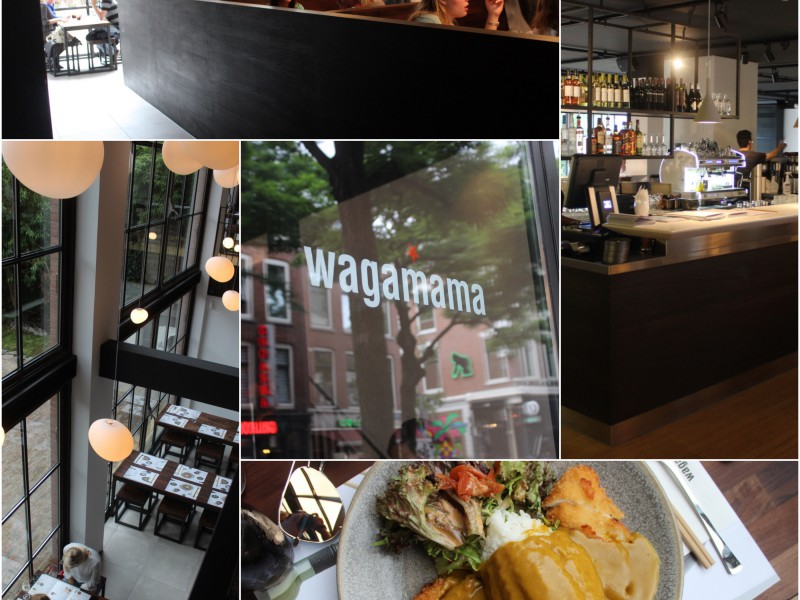 Wagamama Rotterdam JustKVN menswear and lifestyle blog