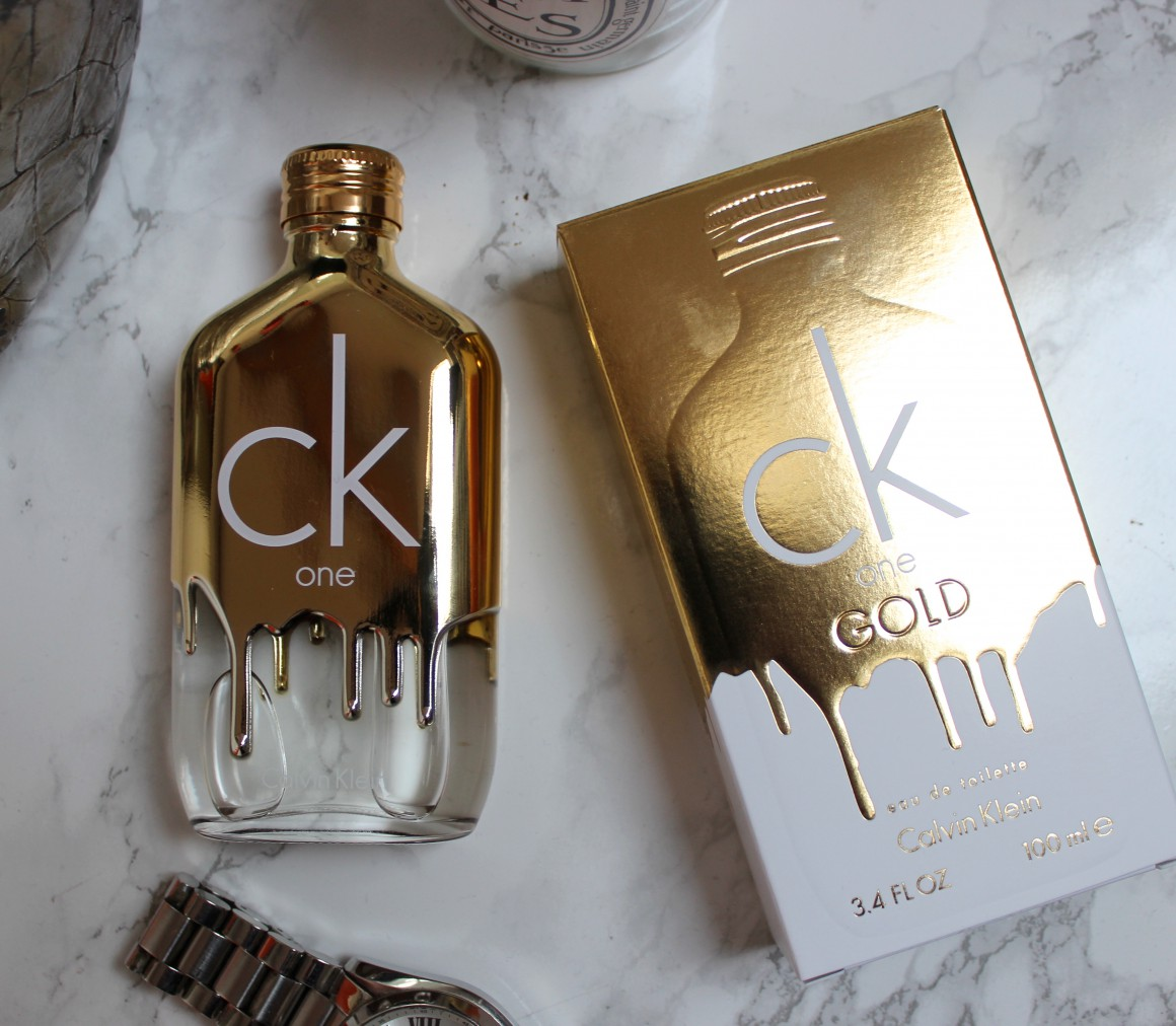 Calvin Klein CK One Gold Review - JustKVN menswear and lifestyle blog